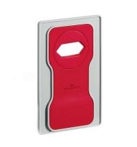 Держатель-подставка на розетку для телефона Durable Varicolor красный-серый 7735-03