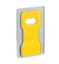 Держатель-подставка на розетку для телефона Durable Varicolor желтый-серый 7735-04