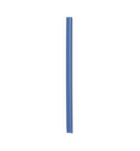 фото: Скрепкошина Durable Spine bars голубая 297х13мм, до 30 листов, 100 шт/уп, 2900-06