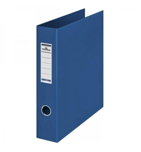 фото: Папка на 4-х кольцах А4 Durable 65 мм, синяя, 3160-07