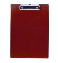 Клипборд без крышки Durable бордовый А4, 4201-31