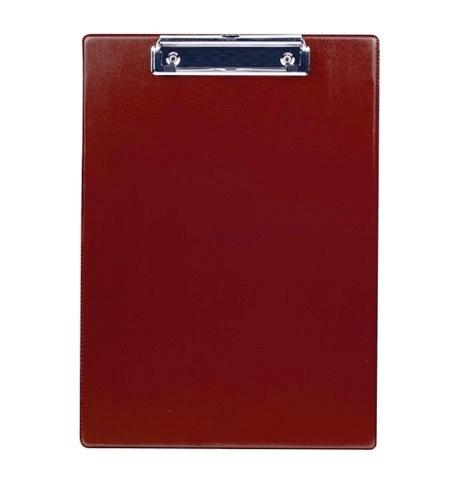 фото: Клипборд без крышки Durable бордовый А4, 4201-31