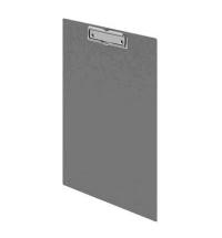 Клипборд без крышки Durable серый А4, 4201-10