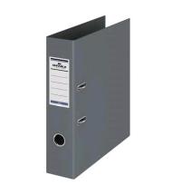 Папка-регистратор А4 Durable серая 70 мм, 3110-10