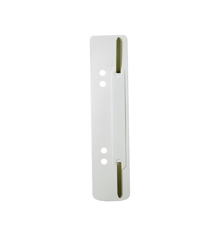 фото: Механизм для скоросшивателя металлический Durable белый 250 шт/уп, 6901-02