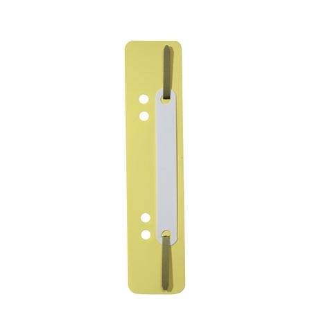 фото: Механизм для скоросшивателя металлический Durable желтый 250 шт/уп, 6901-04