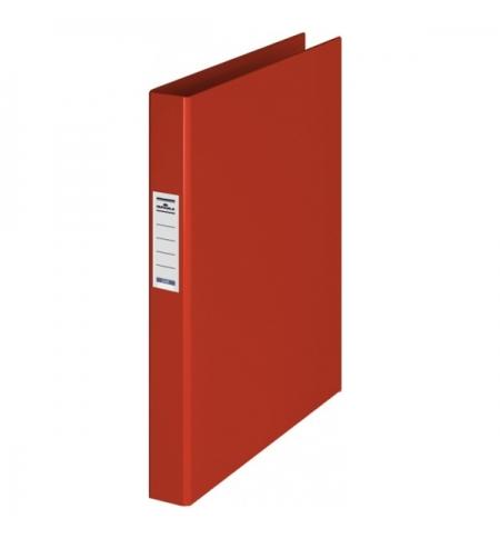фото: Папка на 2-х кольцах А4 Durable красная 35 мм, 3130-03