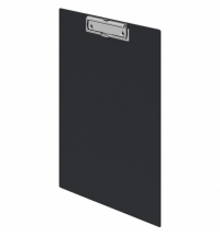 Клипборд без крышки Durable черный А4, 4201-01