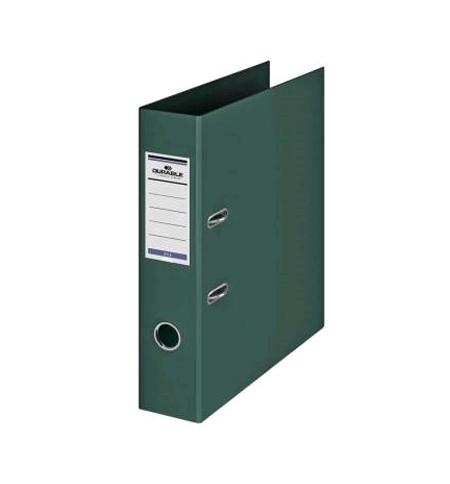 фото: Папка-регистратор А4 Durable темно-зеленая 70 мм, 3110-32