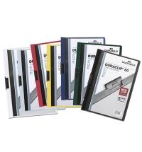 Пластиковая папка с клипом Durable Duraclip ассорти А4, до 60 листов, 2209-00