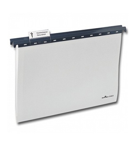 фото: Папка подвесная стандартная А4 Durable серая 2563-10