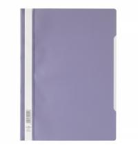 Скоросшиватель пластиковый Durable фиолетовый А4, 2573-12