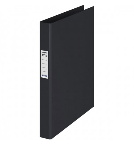 фото: Папка на 2-х кольцах А4 Durable черная 35 мм, 3130-01