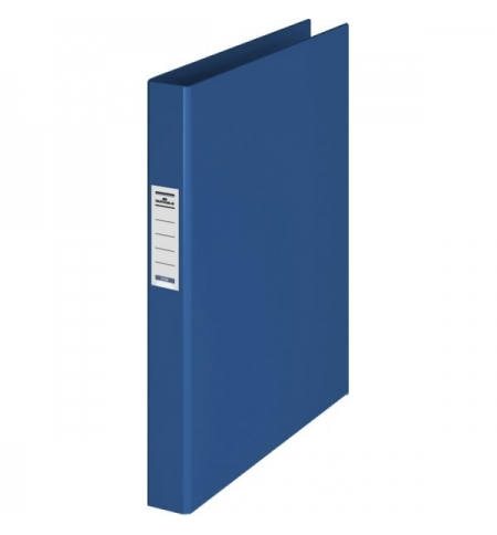 фото: Папка на 4-х кольцах А4 Durable синяя 35 мм, 3140-07
