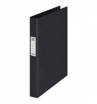 Папка на 4-х кольцах А4 Durable черная 35 мм, 3140-01