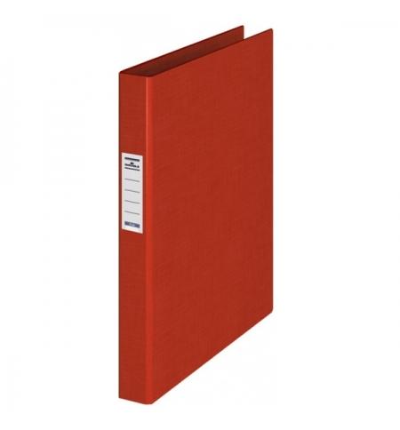 фото: Папка на 4-х кольцах А4 Durable красная 35 мм, 3140-03