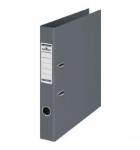 Папка-регистратор А4 Durable серая 50 мм, 3120-10