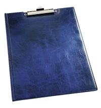 Клипборд с крышкой Durable синий А4, 2355-06