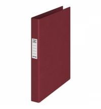 Папка на 4-х кольцах А4 Durable темно-красная 35 мм, 3140-31