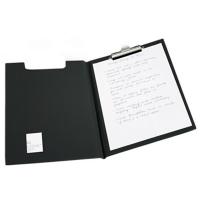Клипборд с крышкой Durable черный А4, 2357-01