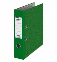 Папка-регистратор А4 Durable зеленая 70 мм, 3410-32