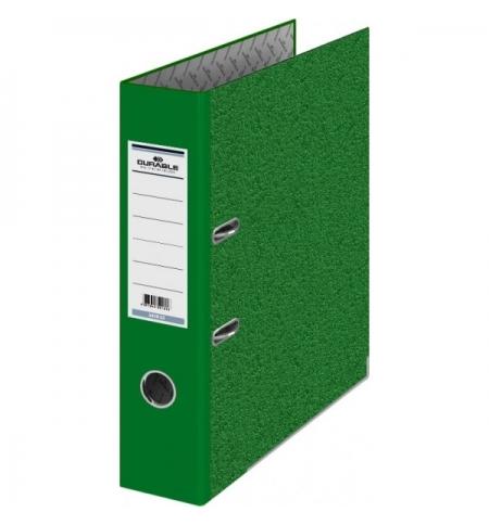 фото: Папка-регистратор А4 Durable зеленая 70 мм, 3410-32