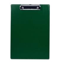 Клипборд без крышки Durable темно-зеленый А4, 4201-32