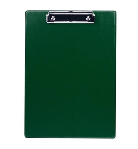 фото: Клипборд без крышки Durable темно-зеленый А4, 4201-32