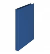 Папка на 4-х кольцах А4 Durable синяя 25 мм, 3170-07
