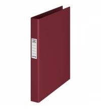 Папка на 2-х кольцах А4 Durable темно-красная 35 мм, 3130-31