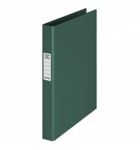 Папка на 2-х кольцах А4 Durable темно-зеленая 35 мм, 3130-32