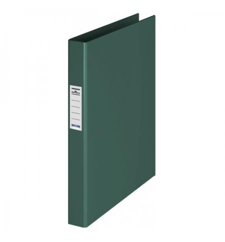 фото: Папка на 2-х кольцах А4 Durable темно-зеленая 35 мм, 3130-32