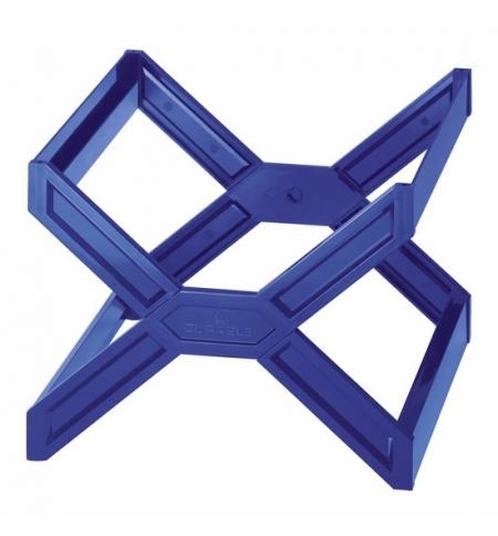 фото: Контейнер для подвесных папок Durable голубой А4, до 30 папок, 2611-06