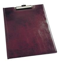 Клипборд с крышкой Durable красный А4, 2355-03