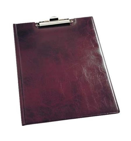 фото: Клипборд с крышкой Durable красный А4, 2355-03