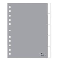 Разделитель листов Durable 10 разделов А4, 6441-10
