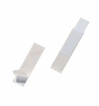 фото: Самоклеящийся карман Durable Pocketfix 20х75мм 10шт/уп, 8072-19