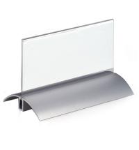 Табличка настольная Durable De Luxe 61х122 мм 2шт, 8201-19