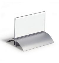 Табличка настольная Durable De Luxe 52х100 мм 2шт, 8200-19