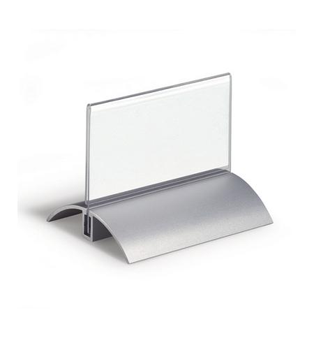 фото: Табличка настольная Durable De Luxe 52х100 мм 2шт, 8200-19