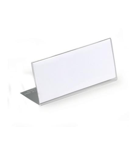фото: Табличка настольная Durable 64х150 мм 10шт, 8054-19