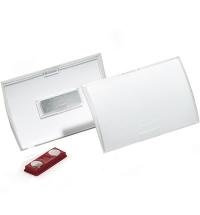 Бейдж магнитный Durable 40х70мм 10шт/уп, 8212-19