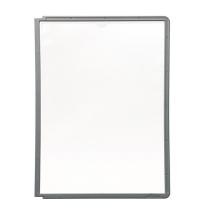 Панель для демосистем Durable Sherpa А4 графитовая, 5 шт, 5606-37