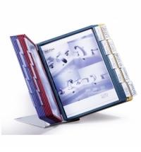 фото: Демосистема настольная Durable Sherpa Vario 20 панелей, А4, ассорти, 5699-00