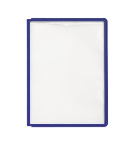 фото: Панель для демосистем Durable Sherpa А4, синий, 5606-07