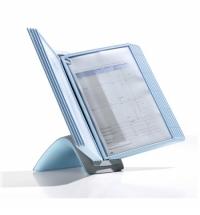 фото: Демосистема настольная Durable Sherpa Bact-O-Clean 10 панелей А4, ассорти, 5912-00