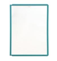 Панель для демосистем Durable А4 зеленый, 5606-05
