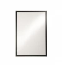 Настенная магнитная рамка Durable Duraframe Poster А2 черная, самоклеющаяся, 4995-01