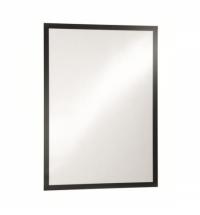 Настенная магнитная рамка Durable Duraframe Poster А1 черная, самоклеющаяся, 4997-01