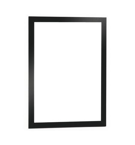 фото: Настенная магнитная рамка Durable Duraframe А4 самоклеящаяся, 2шт, черная, 4872-01